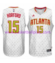 Atlanta Hawks Trikot Herren 15-16 Al Horford 15# Home Basketball Trikot Swingman..
